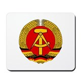East Germany 1959-1990 Mousepad