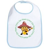 Cute Cinco De Mayo Bib