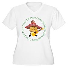 Cute Cinco De Mayo T-Shirt