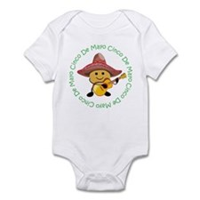Cute Cinco De Mayo Infant Bodysuit