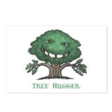 Tree Hugger Postcards (Package of 8)