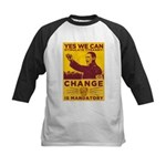 Stimulate Tyranny! Kids Baseball Jersey