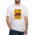 Stimulate Tyranny! Fitted T-Shirt