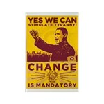 Stimulate Tyranny! Rectangle Magnet (100 pack)