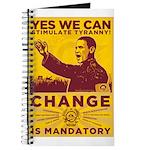 Stimulate Tyranny! Journal