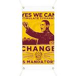Stimulate Tyranny! Banner