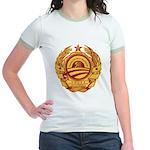 Stimulate Tyranny! Jr. Ringer T-Shirt