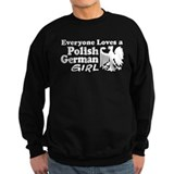 Polish German Girl Sweatshirt