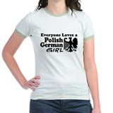 Polish German Girl T