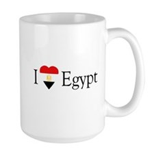 I Love Egypt Mug