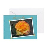 Bonne Fete Cartes, French Birthday Card(1),