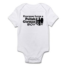 Polish German Boy Infant Bodysuit