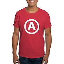 Cute Letterform T-Shirt