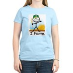 Wheat Farmer Women's Light T-Shirt