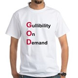 GOD the Acronym Shirt