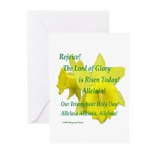 Daffodils, Rejoice Greeting Cards (Pk of 20)