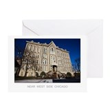 Saint Ignatius College Greeting Card