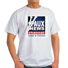 Faux News Channel T-Shirt