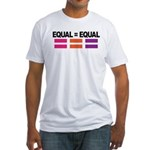 Equality Fitted T