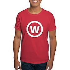 Letter W T-Shirt