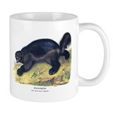 Audubon Wolverine Animal Mug