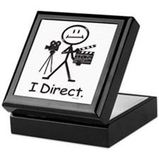 Director Keepsake Box