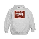 Socialists Obama Hoodie