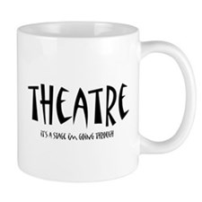 Unique Theatre Mug
