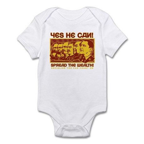 Spread the Wealth Infant Bodysuit