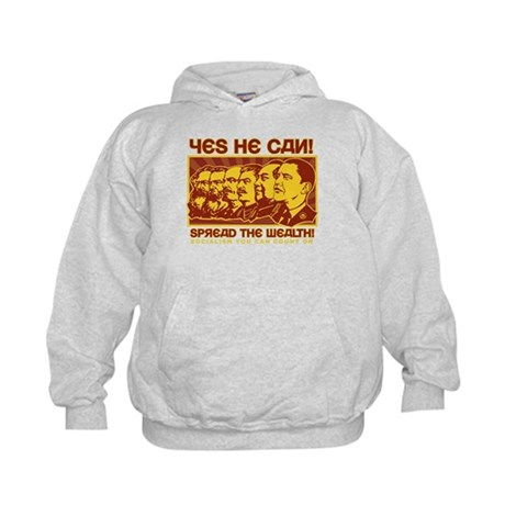 Spread the Wealth Kids Hoodie