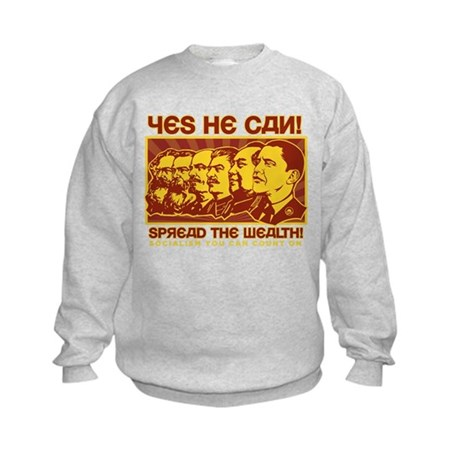 Spread the Wealth Kids Sweatshirt