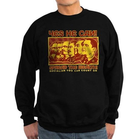 Spread the Wealth Sweatshirt (dark)