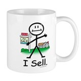 BusyBodies Realtor Small Mug