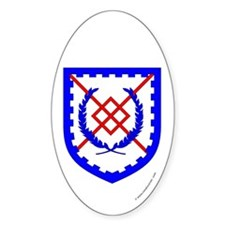Innilgard Device Oval Sticker (10 pk)