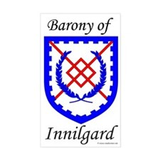Innilgard Device Rectangle Sticker