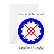 Innilgard populace Greeting Card
