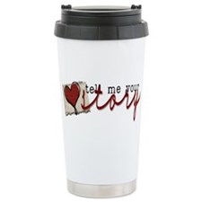 Tell me your Story Ceramic Travel Mug