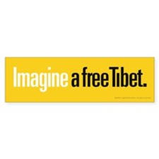 Imagine Bumper Sticker (50 pk)
