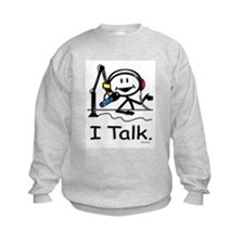 BusyBodies Radio Talk Show Host Sweatshirt