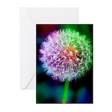 Unique Dandelion Greeting Cards (Pk of 10)