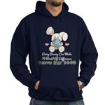 Every Bunny Earth Day Hoodie (dark)