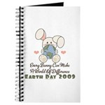 Every Bunny Earth Day Journal