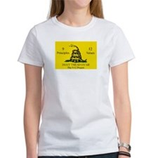 Don't Tread on Me 9-12 Tee
