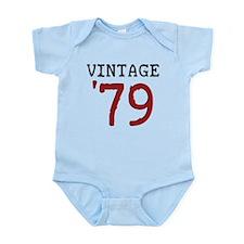 Vintage 1979 Infant Bodysuit