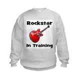 Rockstar in Training Sweatshirt