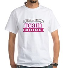 Team Bride Maid of Honor Shirt
