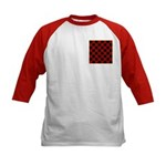 Checkerboard Kids Baseball Jersey