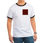 Checkerboard Ringer T