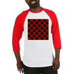 Checkerboard Baseball Jersey