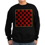 Checkerboard Sweatshirt (dark)